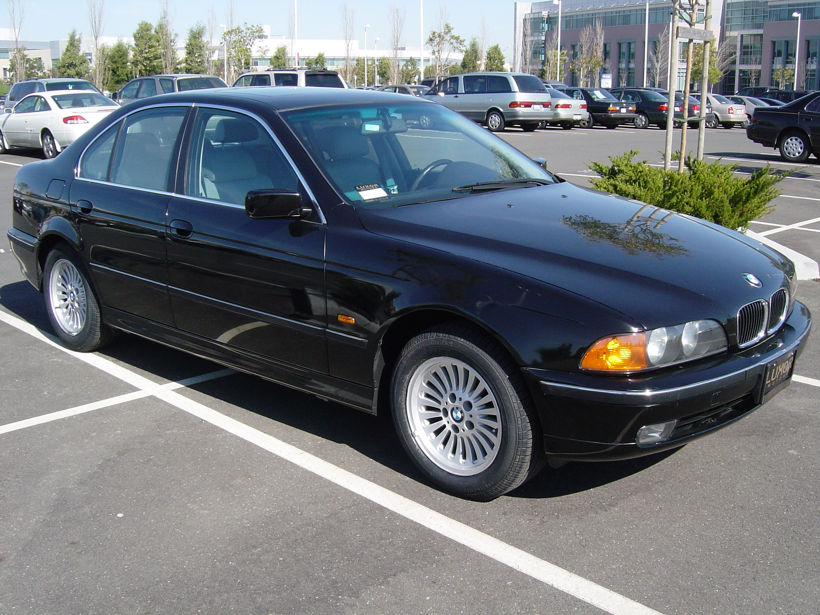 1997 bmw 5 series 540i only 77k miles extended warrenty photos. Black Bedroom Furniture Sets. Home Design Ideas